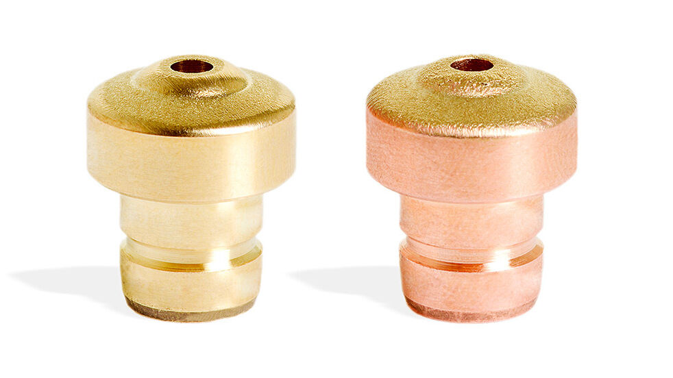 Longlife nozzles for a longer cutting life