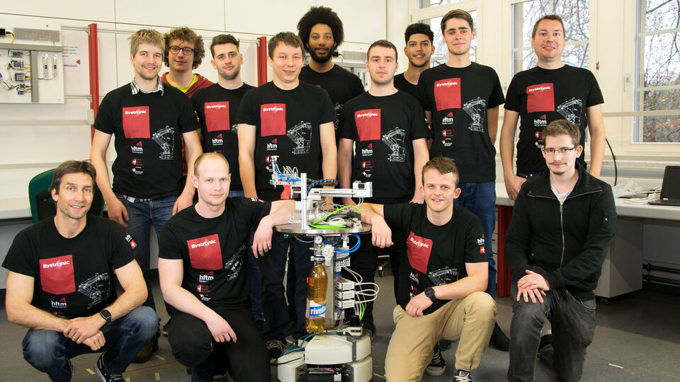 RoboCup 2019: hftm.team.solidus to compete in Sydney