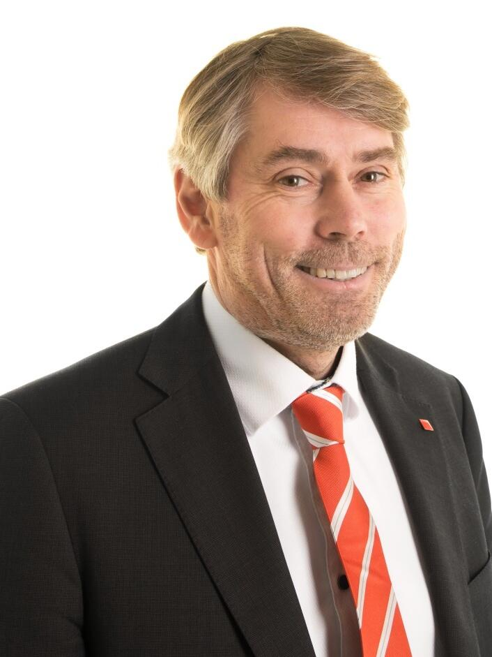 Sven Künkels,  Managing Director of Bystronic Maschinenbau GmbH, Head of Competence Center Bending & COO