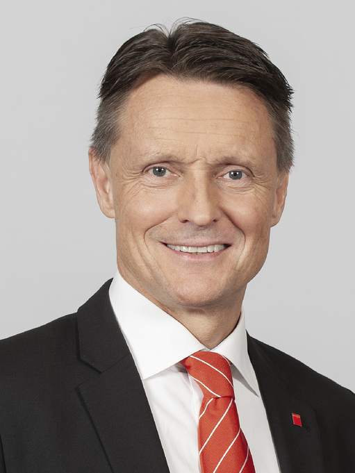 Johan Elster,  President EMEA Region, Chief Sales Officer