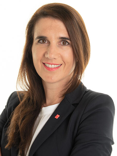 Dr. Monika Zihlmann,   Directora del Departamento Global Marketing & Product Management