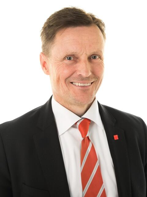 Johan Elster,  President Business Unit Markets