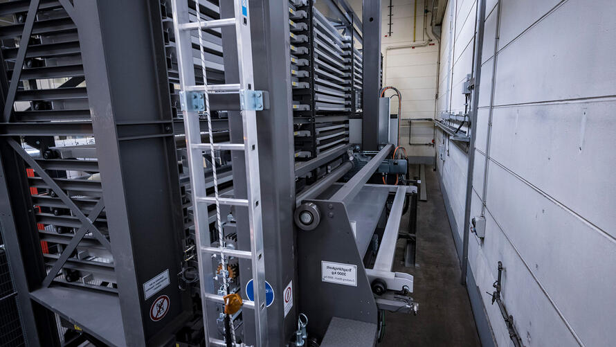 FMG Storage - Storage systems