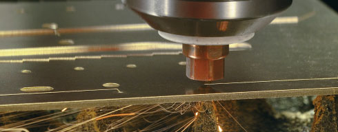 Laser Cutting Bystronic